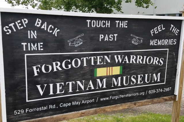 Forgotten Warriers Vietnam Museum