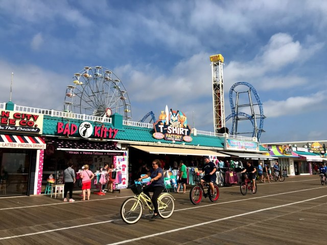 Things to do in Ocean City - Ocean City Boardwalk