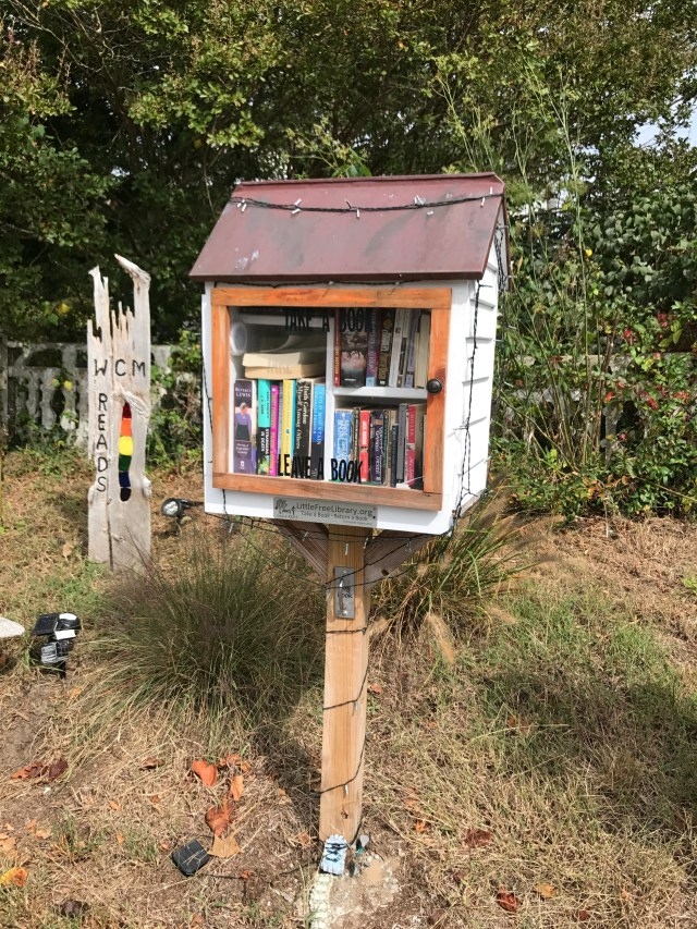Things to do in Ocean City - Free Little Libraries