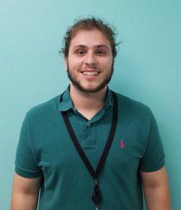 Ben Geigus - Assistant Alumni Coordinator