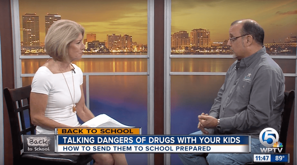 """Right Way to Have """"The Drug Talk"""" With Your Kids"""