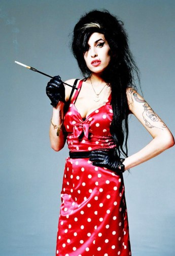 Amy Winehouse celebrity who died from addiction