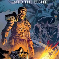Interview with Andi Ewington - Dark Souls 2 Into the Light and Forty-Five scribe