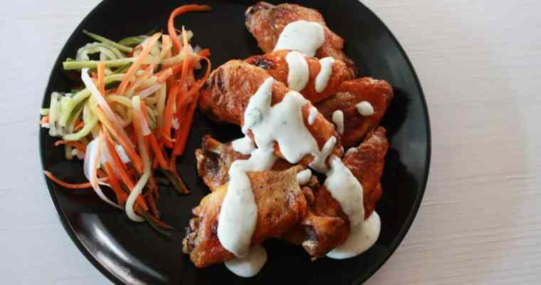 How to Make Instant Pot Buffalo Chicken Wings (Secret Step Included)