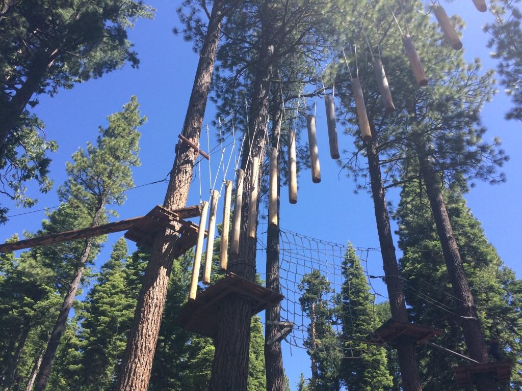 Tahoe Treetop Adventure - Chimes