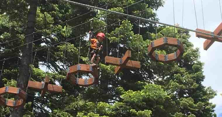 Tahoe Treetop Adventures in Tahoe City