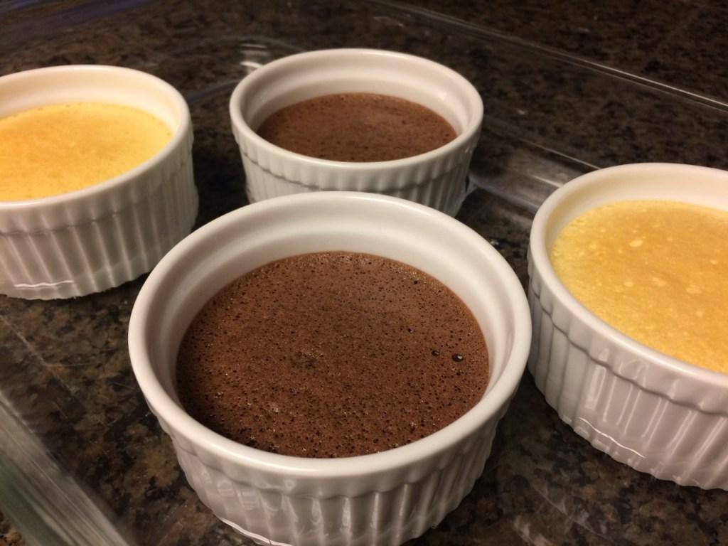 easy 3-ingredients creme brulee