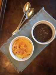 easy 3-ingredient creme brulee