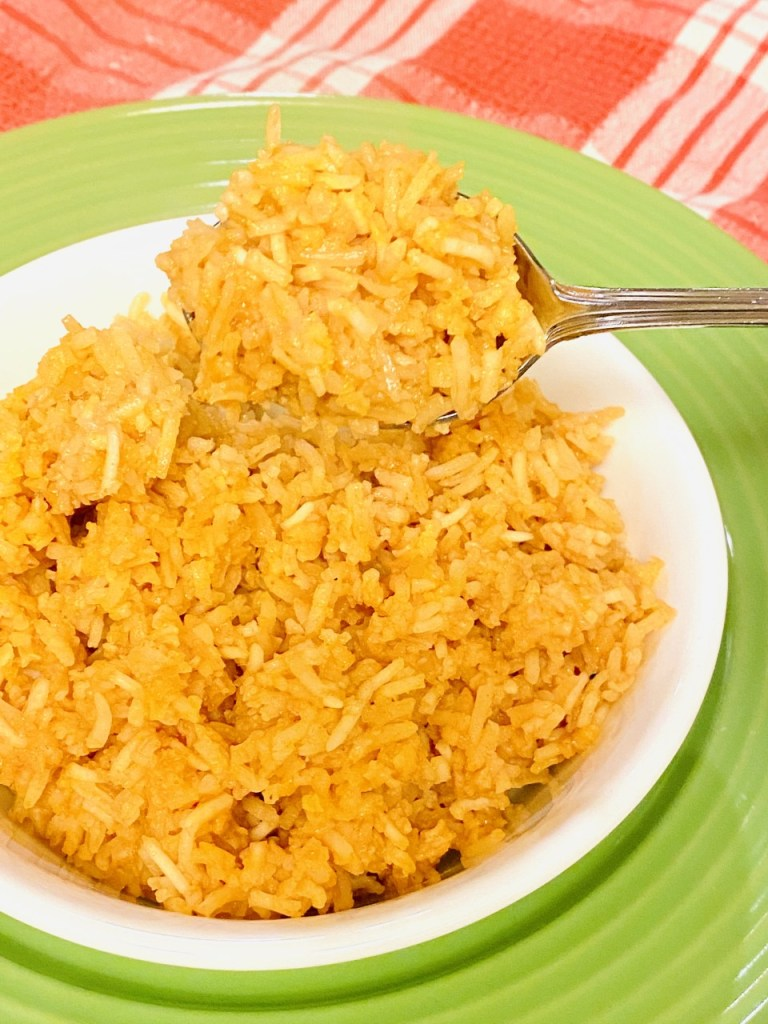 Easy Restaurant Style Mexican Rice