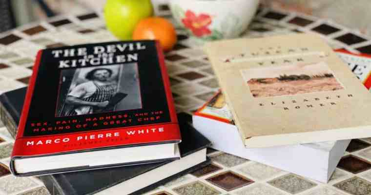 Best Nonfiction Food Books