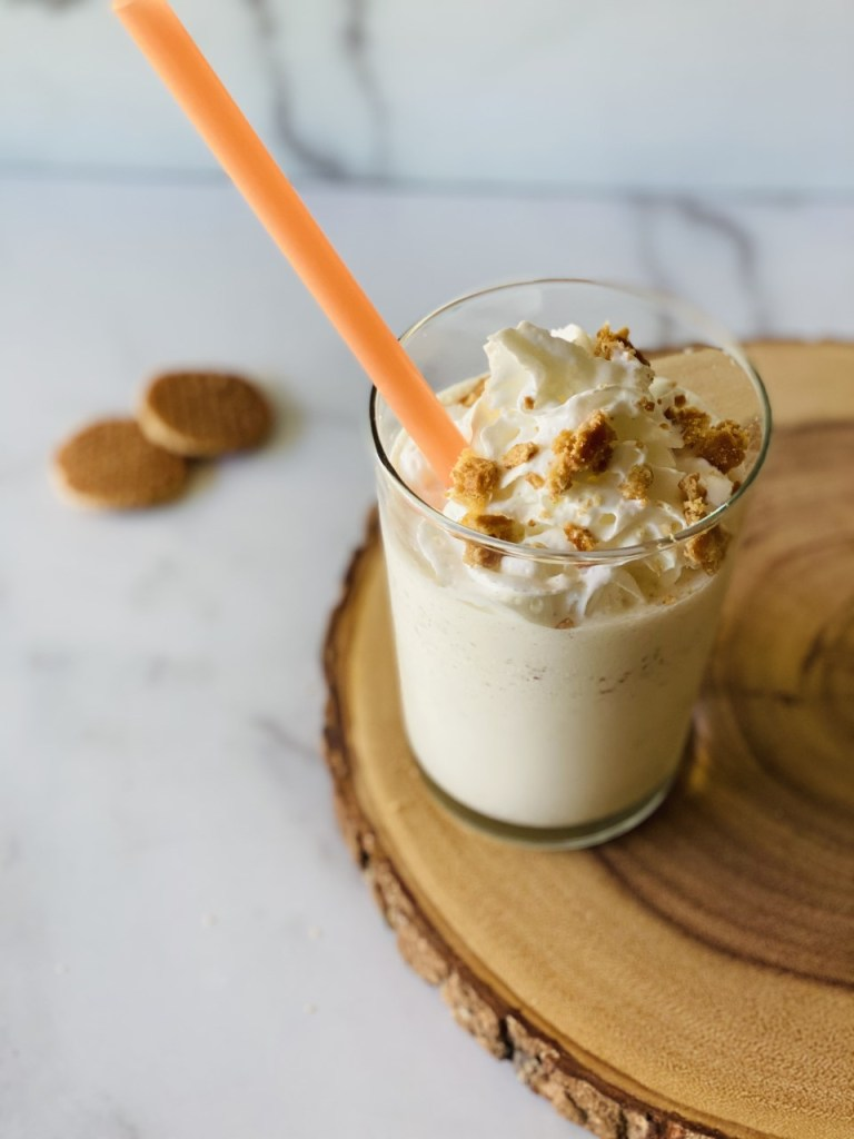 Stroopwafel Milkshake