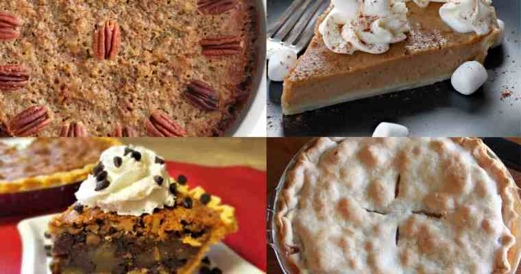 20 Best Holiday Pie Recipes