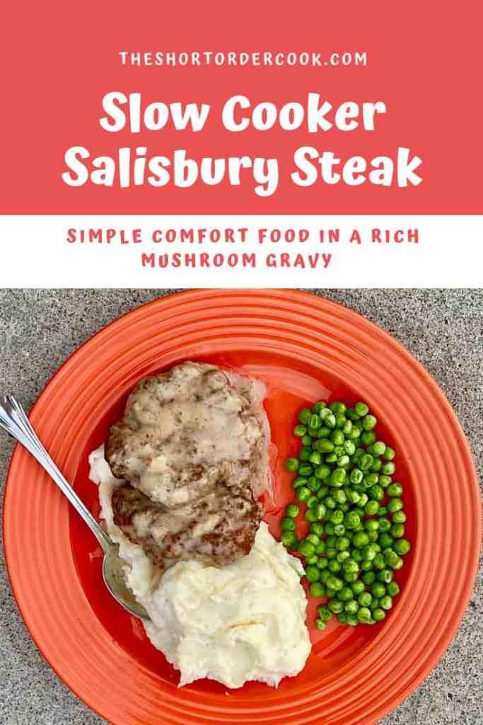Slow Cooker Salisbury Steak PIN