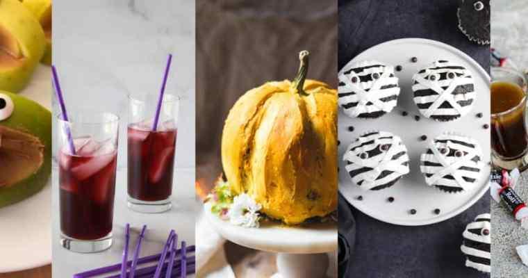 Vegan Halloween Treats & Drinks