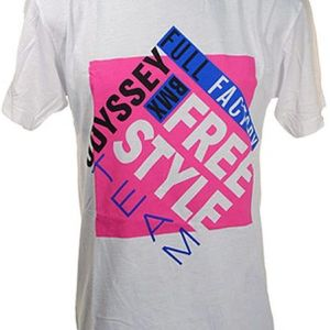 Odyssey Freestyle Square T-Shirt
