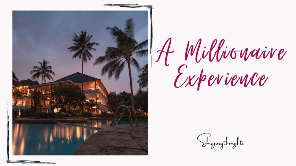 millionaire experience