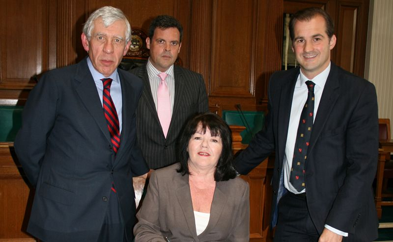 Network Rail works signing