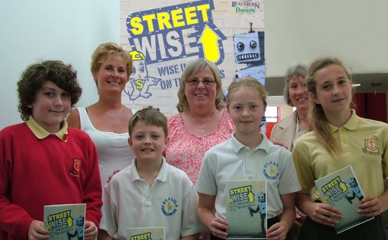 Students get 'Streetwise' about safety image