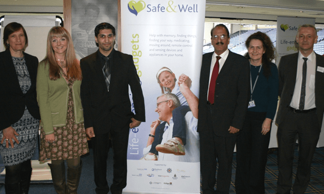 Safe and well event
