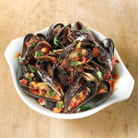 Give me some mussel...