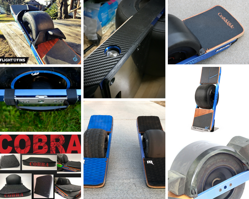 Onewheel Accessories Where To Get Them - The Sideways Movement
