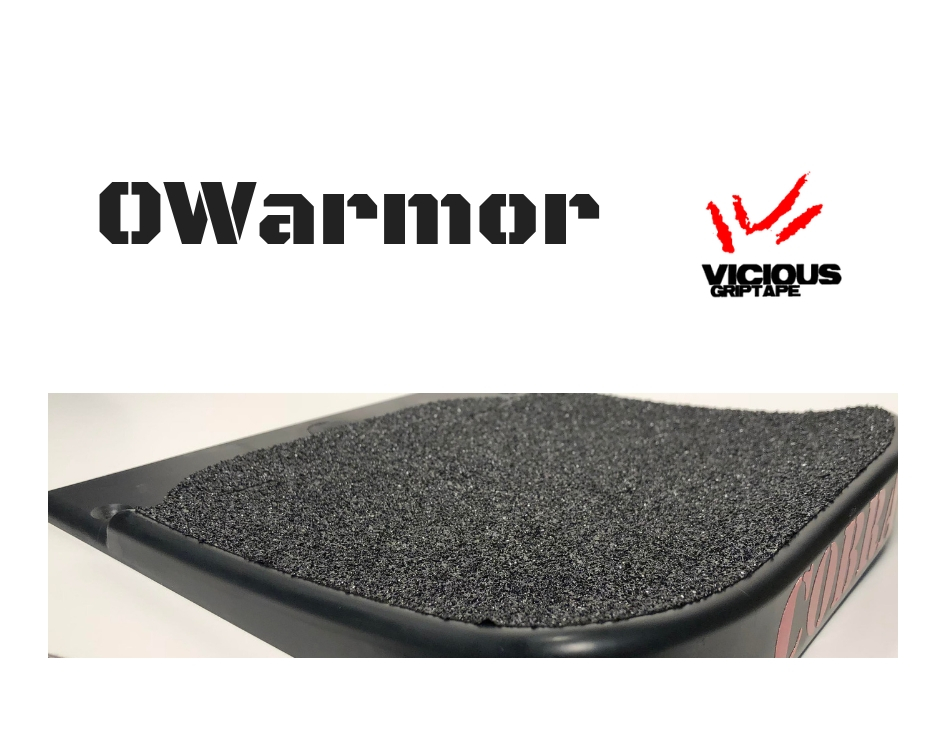 Laser Cut Vicious Black Griptape for Onewheel and XR FREE SHIPPING!