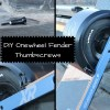DIY Onewheel Fender Thumbscrews
