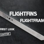 Flightfins FlightFrame First Look Flight Fins Flight Frame