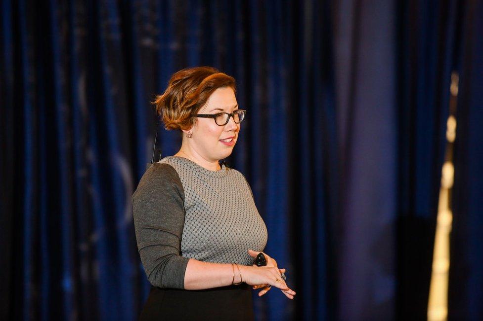 Speaker, Tara Gentile of Quiet Power Strategy