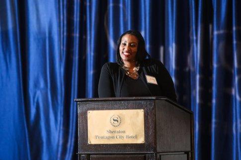 Speaker, Dr. Shana Patrick