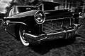 1957 Lincoln Continental Mark II. Chesterwood Vintage Motorcar Festival. Stockbridge, MA