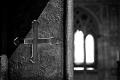 Cross. Washington National Cathedral. Washington, DC