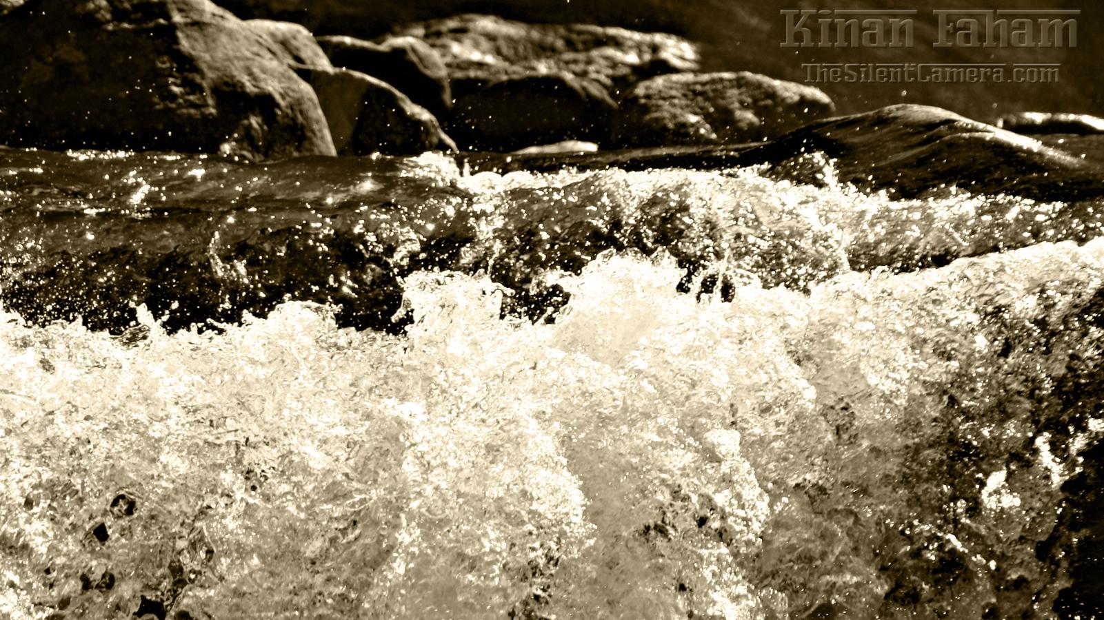 Kent Falls closeup