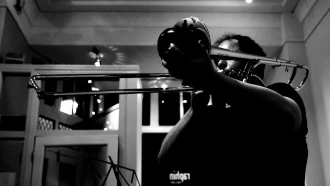 When The Trombone Speaks, Dan Blacksberg (The Sequel)