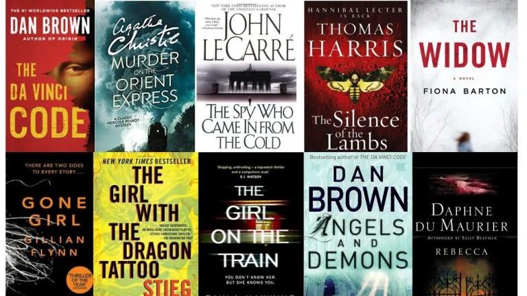 Crime-Thriller Novels