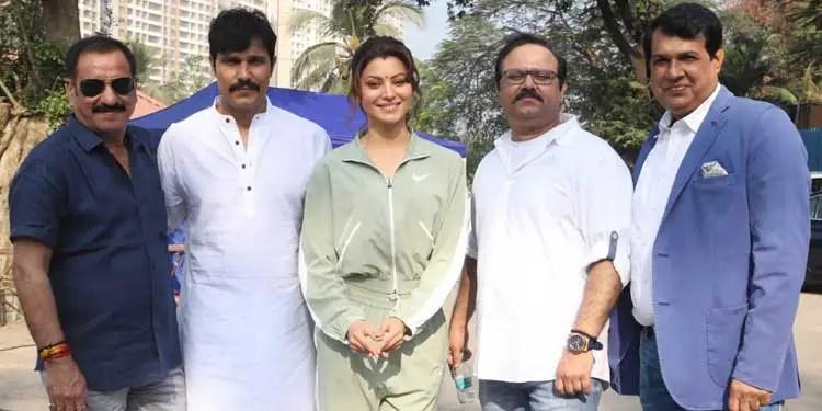 "Randeep Hooda to star in Jio Studios' new Web series ""Inspector Avinash,"" shooting begins"