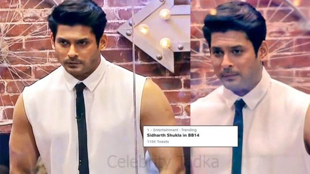 """""""Sidharth Shukla was just Amazing""""-Shehnaaz Gill appreciate for his appearance in BB14"""