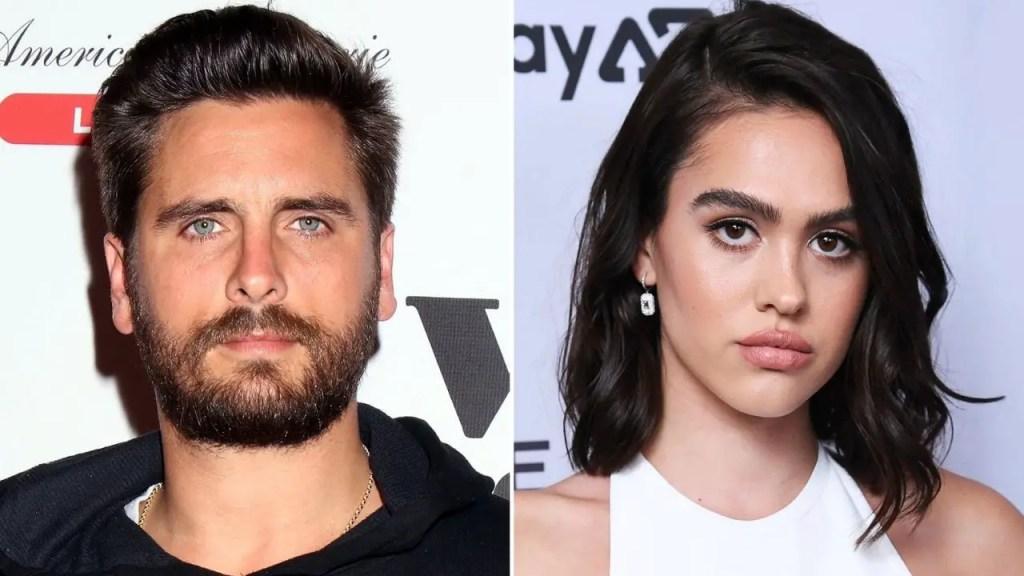 Kourtney Kardashian's Ex Husband Scott Disick Confirms Romance With Amelia Hamlin