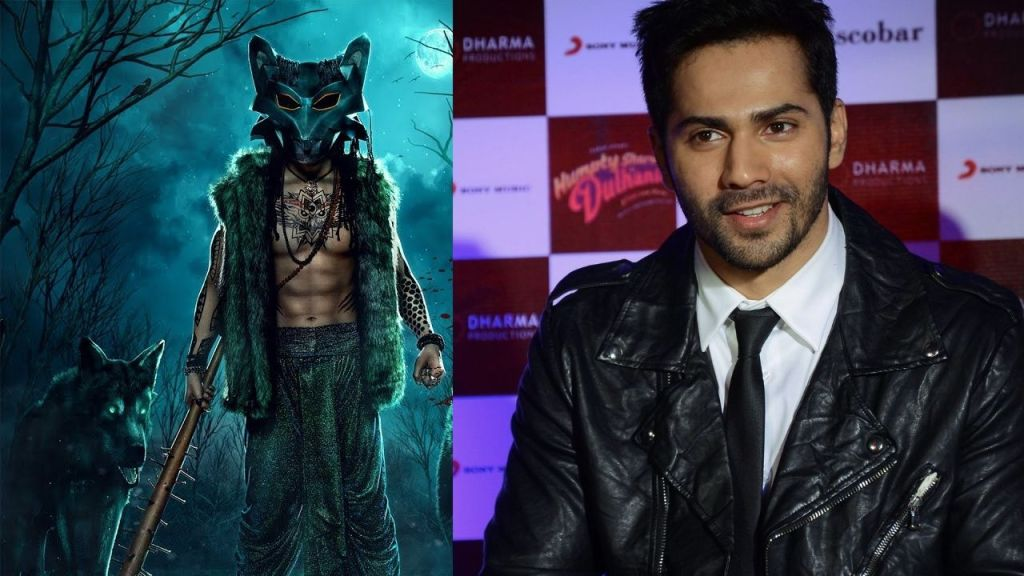 'Bhediya' New upcoming project for Varun Dhawan and Kriti Sanon, A Horror film releasing this year?