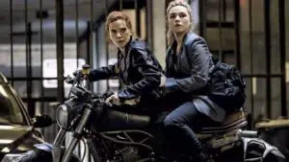 Scarlett Johansson and Florence Pugh