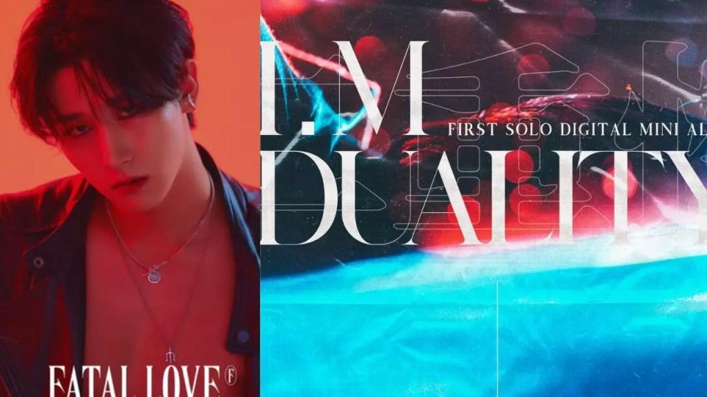 "MONSTA X's I.M's New Mini Album ""DUALITY"" Tops iTunes Charts Around The World"