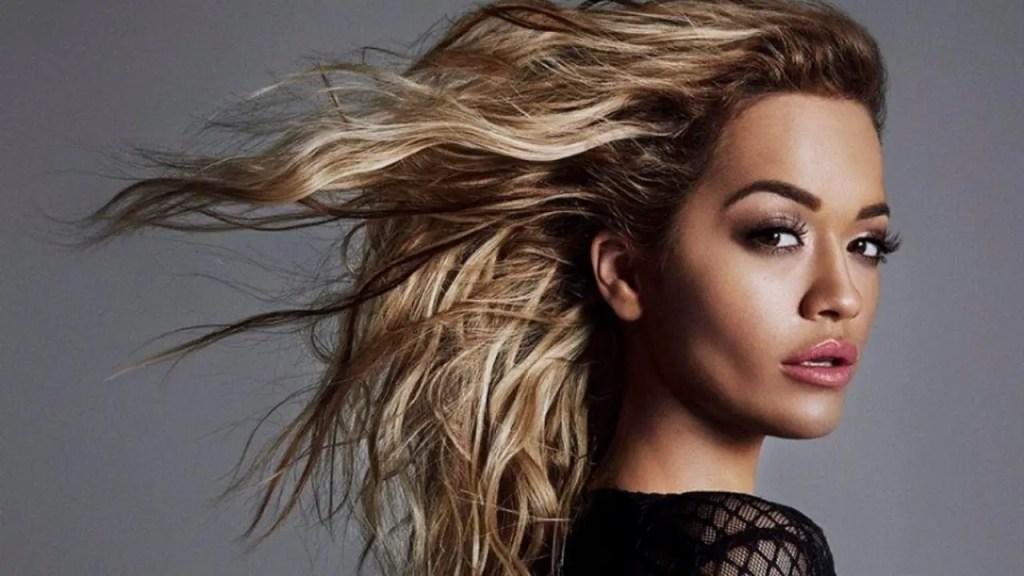 Rita Ora Appears on 'DancingOnIce' After Breaking Lockdown Rules