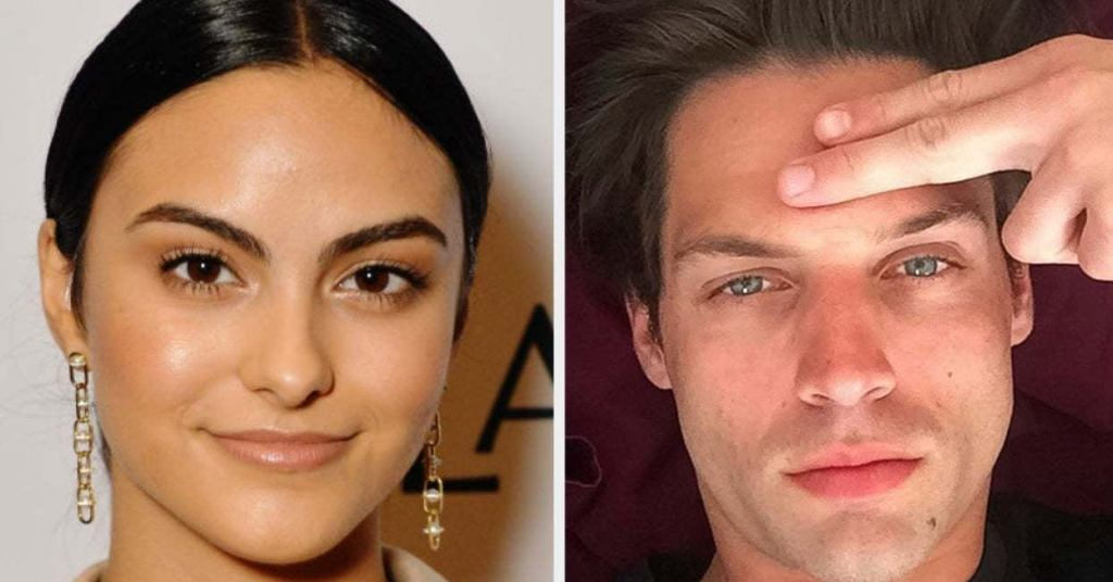 Camila Mendes and Grayson Vaughn are over