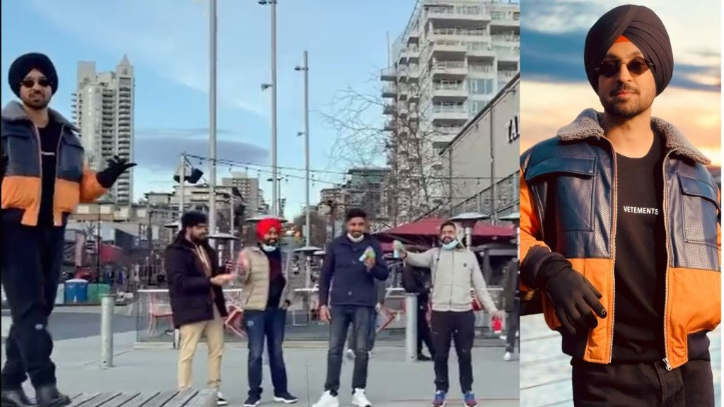 Diljit Dosanjh's 'Pawri Ho Rahi Hai' version is all you need to watch on internet today.