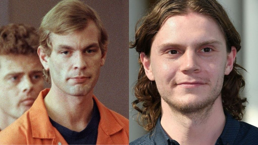 Evan Peters is set to play the role of the notorious serial killer Jeffery Dahme
