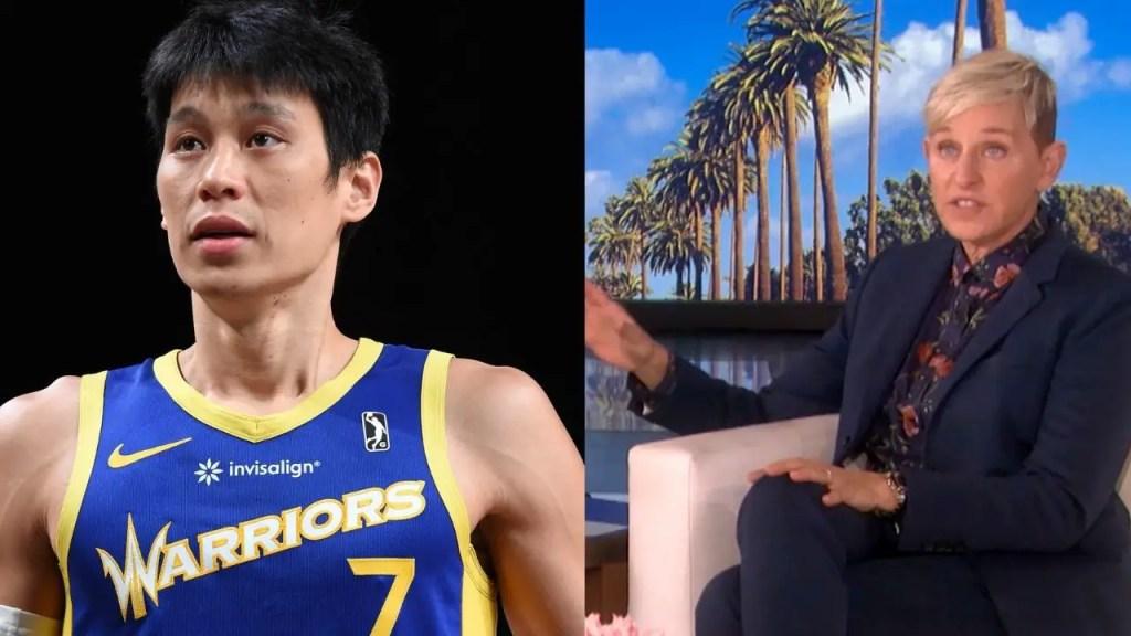 Jeremy Lin, Ellen