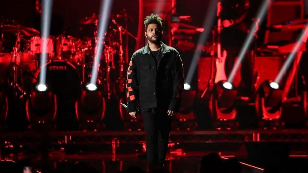 The Weeknd, iHeartRadio