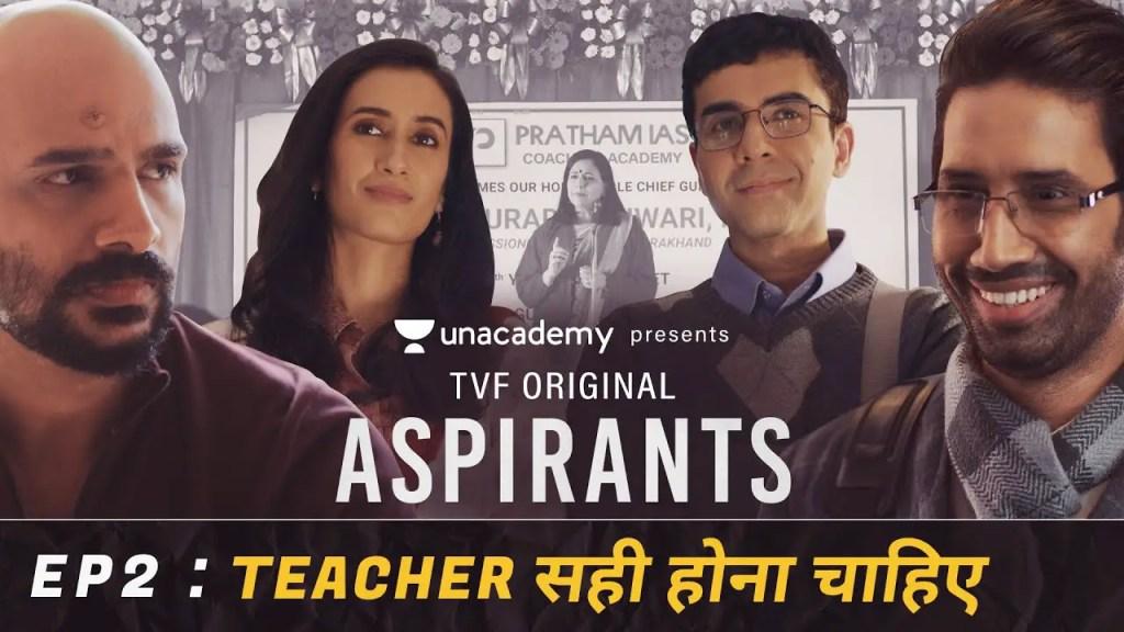 TVF Aspirants Episode 2 reviews