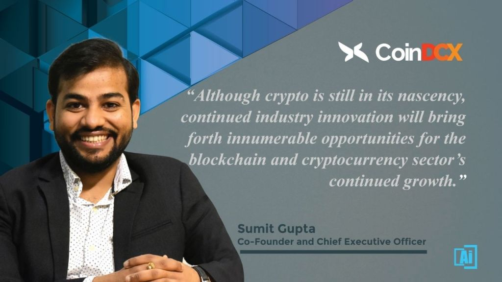 Sumit Gupta, Influencer, Famous Cryptocurrency Expert in India: Top 7 Indian Influencers In Cryptocurrency