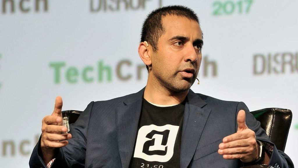 Balaji Srinivasan, Influencer, Famous Cryptocurrency Expert in India: Top 7 Indian Influencers In Cryptocurrency